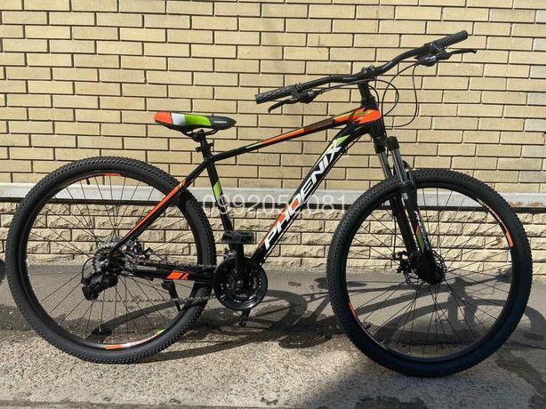 """Спортивный алюминиевый велосипед Phoenix 2901d 29"""" горный MTB"""