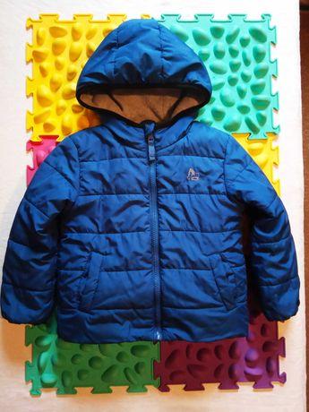 Курточка демисезонная весна осень на мальчика Bluezoo на 3-4 г. 104 см