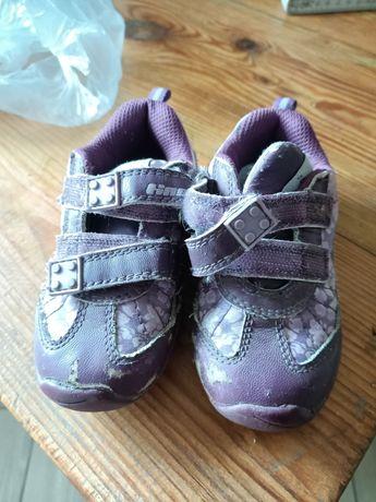 Buty dziecięce dziewczęce rozmiar 23 16,5cm dlugosc