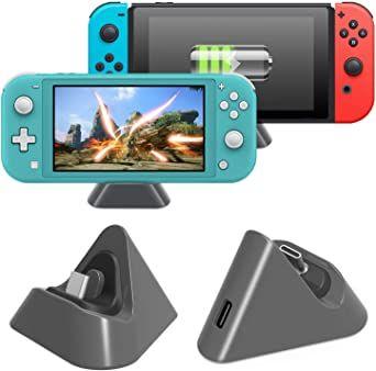 carregador Nintendo Switch Lite novo!!