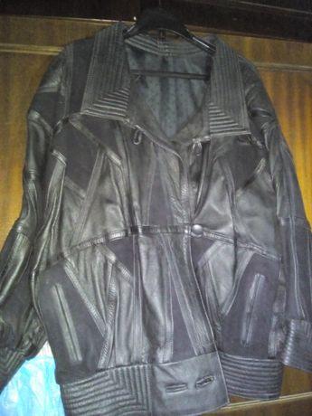 casaco preto de pele xxl
