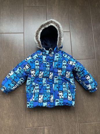 Зимняя куртка Lenne на мальчика