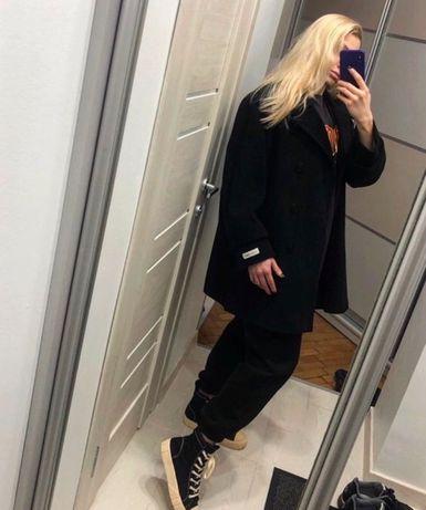 Кашемировое пальто оверсайз Calvin Klein YSL Burberry Massimo Dutti