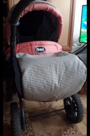Продам детскую коляску зима-лето в хорошем состояние