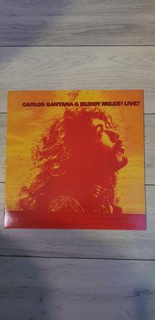 Carlos Santana/ Buddy Miles Live