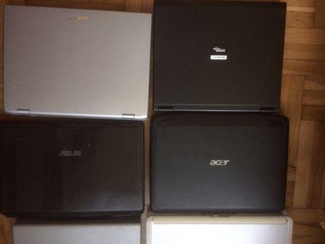 Laptopy Acer Lenovo Hp Dell Fujitsu