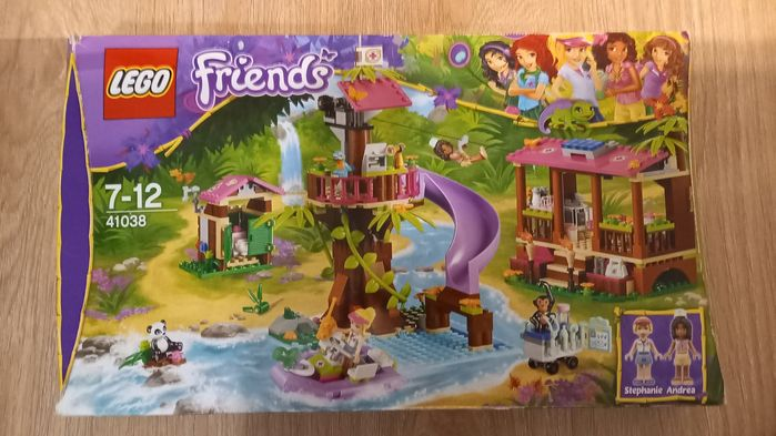 """Lego Friends """"Baza ratownicza"""" Gdańsk - image 1"""