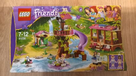 """Lego Friends """"Baza ratownicza"""""""