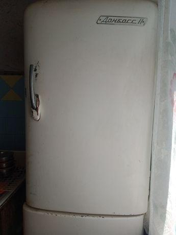 Холодильник Донбасс СССР