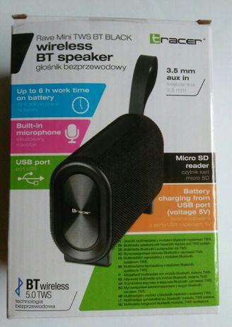 Głośnik bezprzewodowy Rave Mini TWS BT BLACK