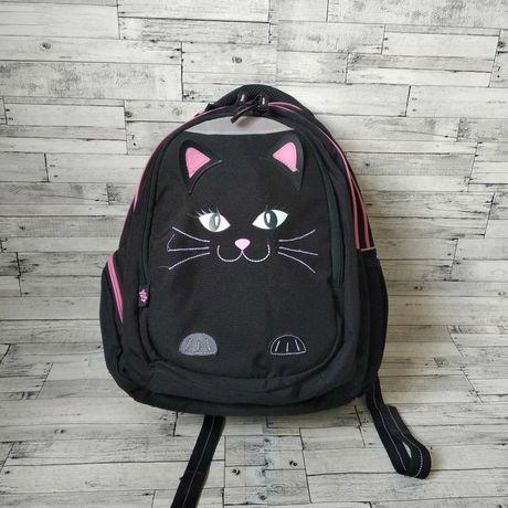Рюкзак подростковый Yes Cat черный
