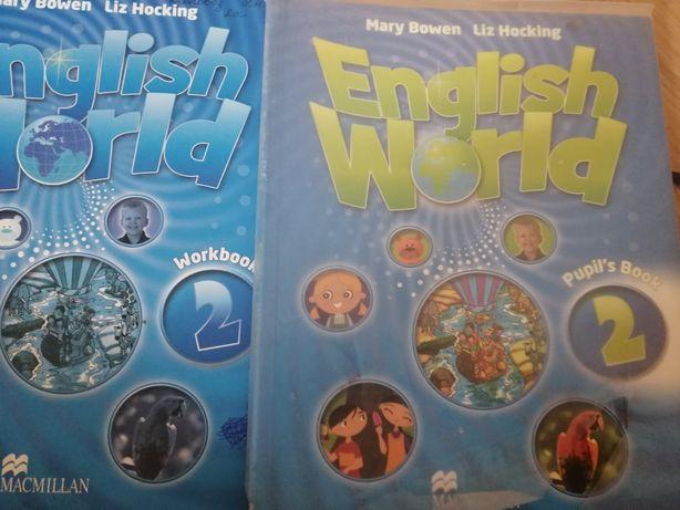 Продам книгу и тетрадь с английского языка