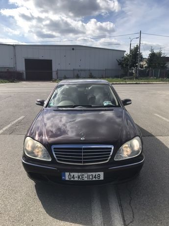 Mercedes s klasa piekne autko anglik wersja angielska