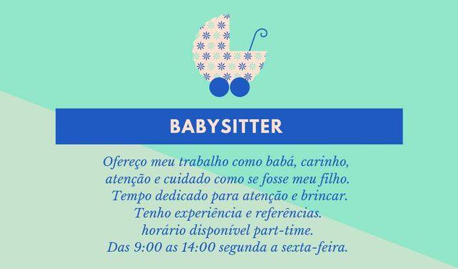 Babysitter /cuidados de criança