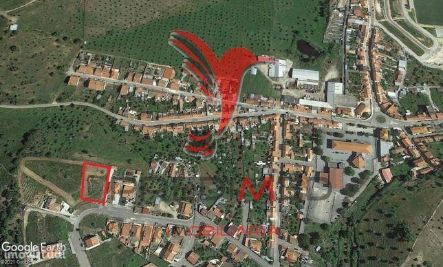 Terreno para construção c/ 1.370 m2, Montargil