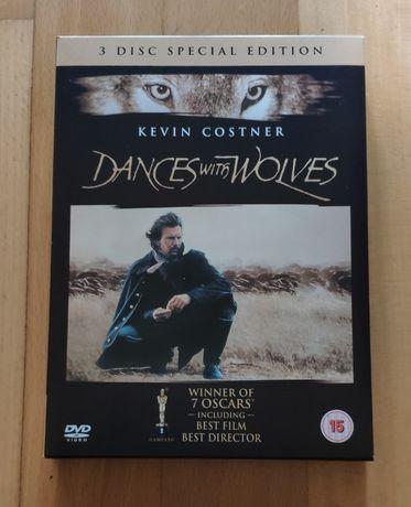 Dança com Lobos - Edição Especial - 3 DVD digipak
