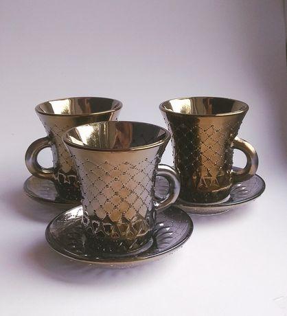 Кофейный сервиз(набор) 6 персон