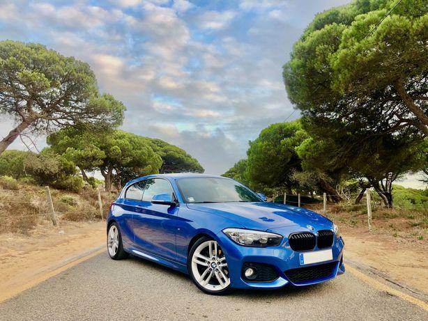 BMW 120d pack M, versão 190cv - 110.000kms com histórico de revisões