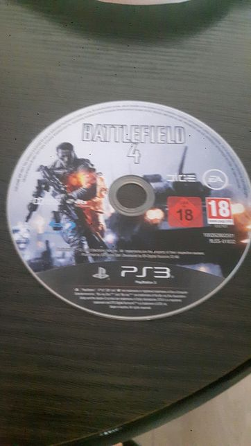 BATTLEfield 4 PlayStation 3 Play Station 3 PS3