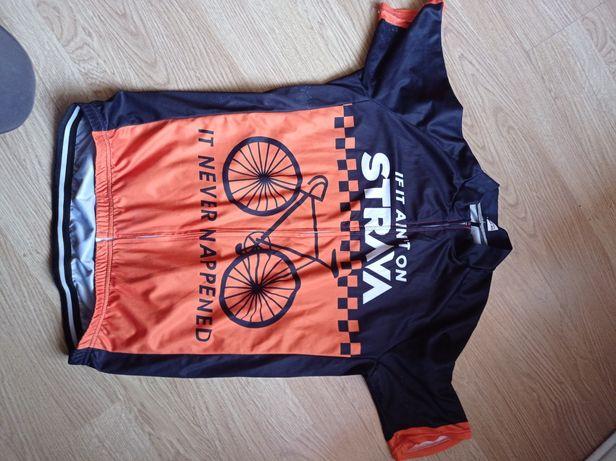 Jersey ciclismo Strava