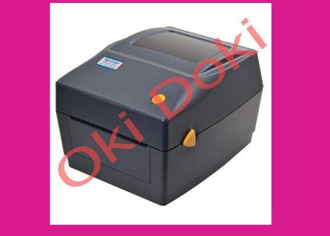 принтер Xprinter XP426 450 этикеток Новой почты как zebra gc420t