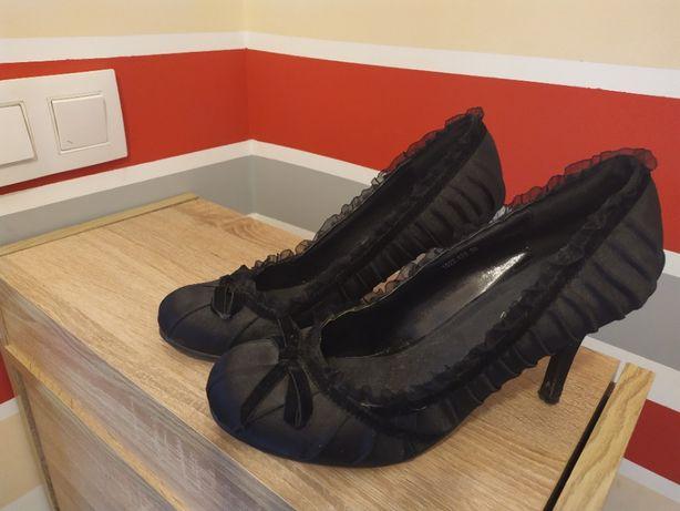 Szpilki, pantofle,rozm.39