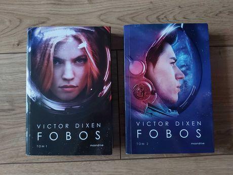 "Victor Dixen ""Fobos"" tom 1 i 2"