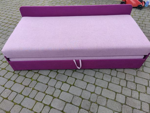 Tapczan łóżko dla dziecka lub dwójki dzieci / łóżko podwojne