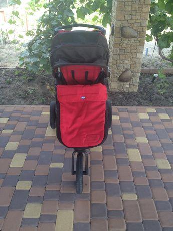 Детская коляска Chicco Trio Active 3 Тор Красная