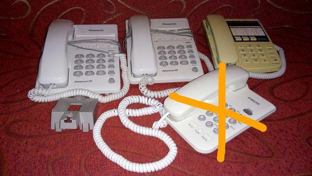 Телефоны Panasonic, LG. Министанция