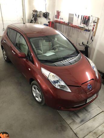 Nissan leaf РАЗБОРКА