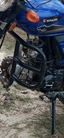 Мотор от-Spark SP125C-2XWQ