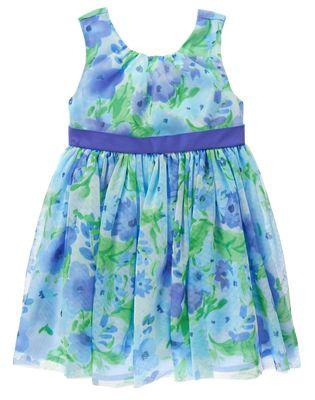 платье ободок Gymboree 4T