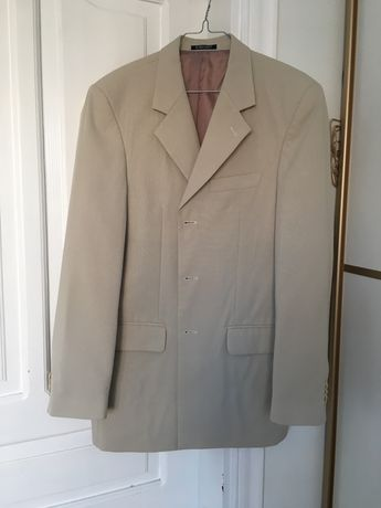 Чоловічий піджак Елегант 46 розмір