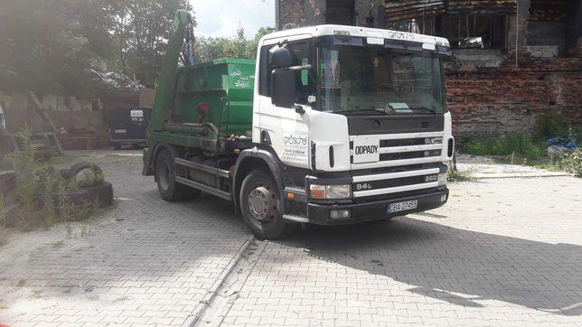 Scania 94G  Bramowiec
