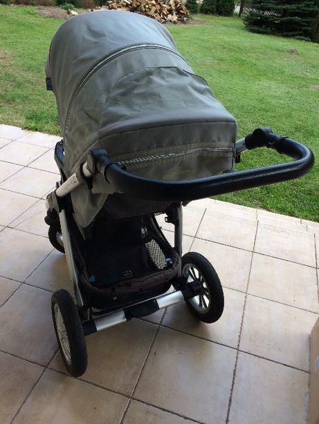 Wózek Baby Design Lupo Comfort 2w1 zielony