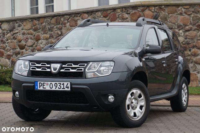 Dacia Duster Dacia Duster 1.2 125KM NawigacjaTempomat Czujniki park. BEZWYPADKOWy