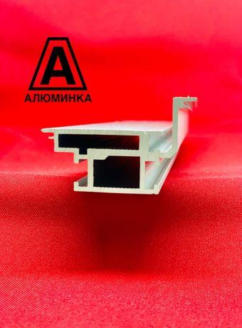 Дверная алюминиевая коробка скрытого монтажа