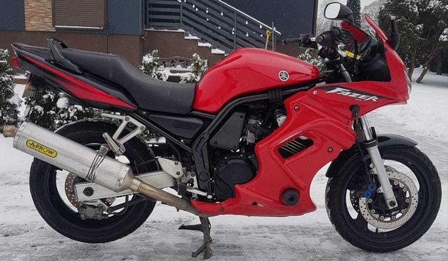 Yamaha Fzs 600 Fazer A2 25 kW