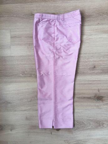 Бриджи розовые капри 48 размер OASIS Британия