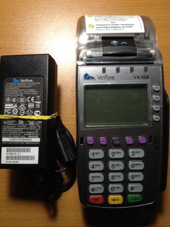 платежный терминал Verifone Vx 520