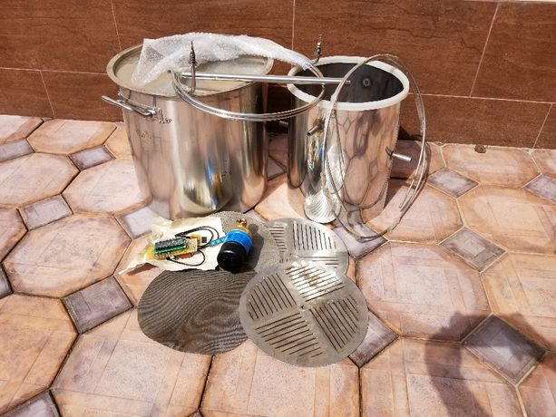 Пивоварня пивоварка нержавеющая сталь