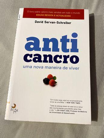 Livro Anti Cancro David Servan-Schreiber
