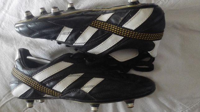 Nowe Buty Adidas czarne 38 23,5cm U Korki