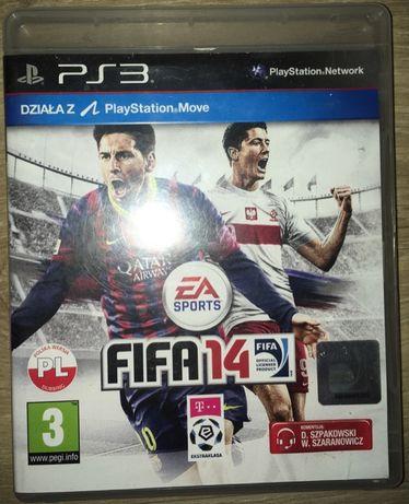 gra FIFA 14 PL PS3