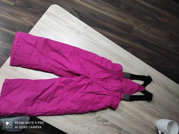 Spodnie zimowe dziecięce 2-3 lata BRUGI