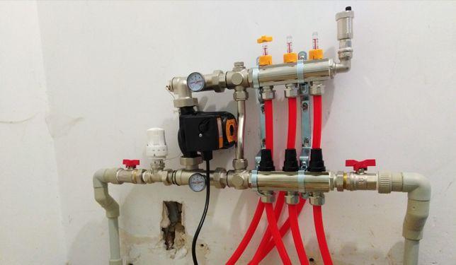 Водопровод_Газ_Отопление_Канализация ПоД Ключ -Гарантия Качества