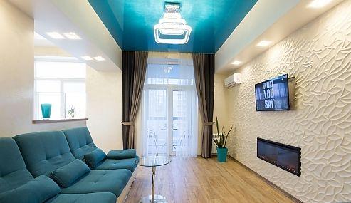 New! Элитные апартаменты на Набережной ! Центр ! Luxe, Jacuzzi, wi-fi