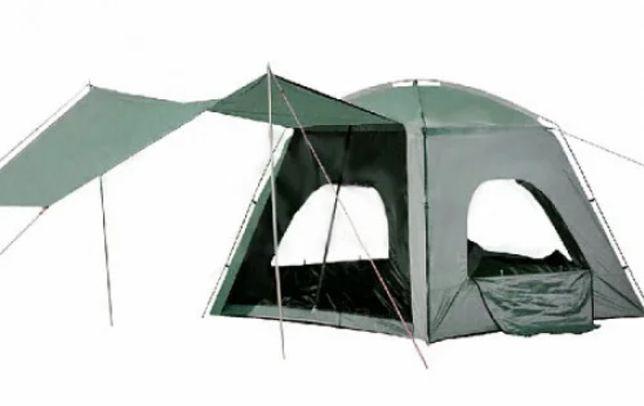 Палатка рыболова туристическая 4-х местная LANYU LY-1908
