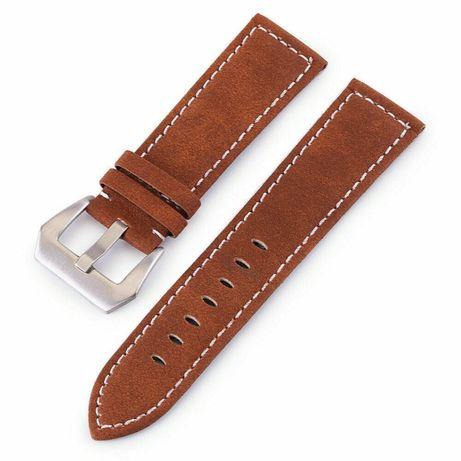 Braceletes para relógios tipo timberland e outros-22 e 24mm -100%Novas